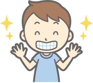 寝屋川市の歯科・歯医者 まこと歯科クリニックの子供の歯イラスト